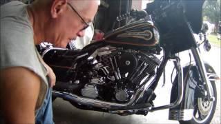 Harley- Davidson Starter Fix . Direct Start Button.