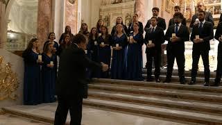 """Ruvo Coro Festival 2018 – 11 ottobre – """"Lux Aeterna"""" Barchi – Cattedrale Matera – Coro Musicanova"""