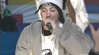 Eminem, 50 Cent, Cashis, Lloyd Banks & Tony Yayo - You Don't Know (Live 106 & Park, 12-4-06)