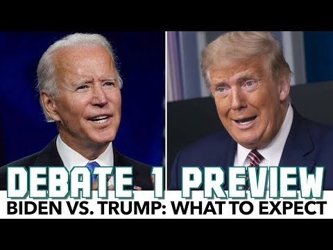 Debate 1 Preview | Biden vs. Trump: What To Expect