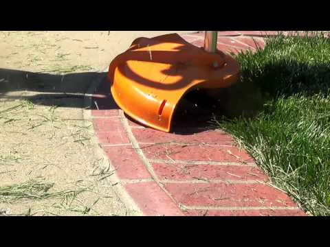 Stihl FSE 60 in Calmar, Iowa - Video 1