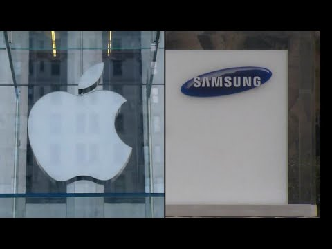 Apple & Samsung end seven-year legal battle