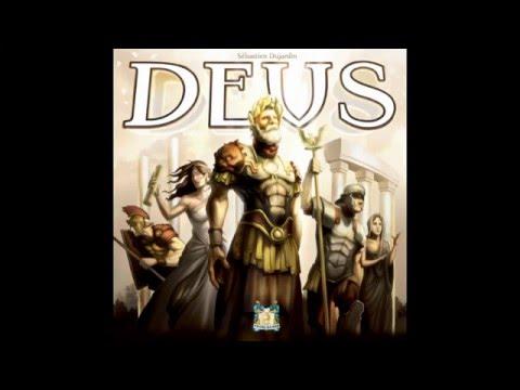 Deus at breakout