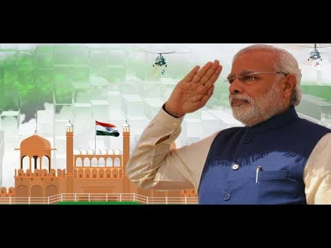 72nd Independence Day Celebrations – PM's address to the Nation - LIVE from the Red Fort.