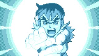 Picture of a game: Pocket Fighters