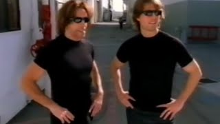 Tom Cruise Ben Stiller Mission Impossible Parody