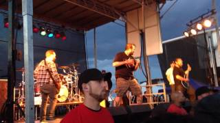 The Acacia Strain - 4X4 (Live) Skate and Surf Festival Asbury Park NJ 05/18/14
