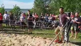Бой Стрелка Пенза !Леша Новиков , МАЛЫШ,,!!!!