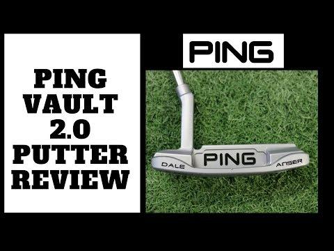 Ping Vault 2.0 Putter Review.
