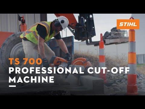 Stihl TS 700 Cutquik 14 in. in Kerrville, Texas - Video 2