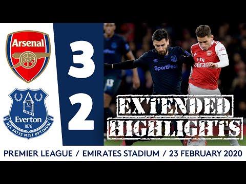 FC Arsenal Londra 3-2 FC Everton Liverpool