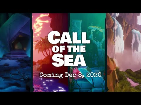 Release Date Trailer de Call of the Sea