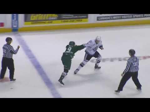 Kody McDonald vs. Dawson Butt