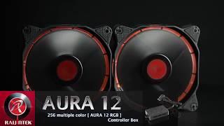 RAIJINTEK AURA12 RGB LED FAN (2PACK)_동영상_이미지