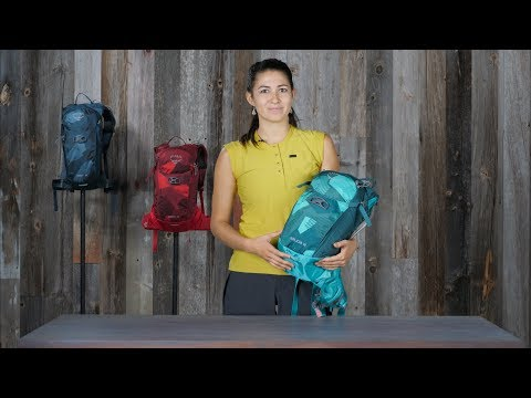 Видео рюкзак Osprey Siskin 8