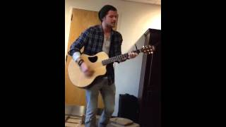 Joel Crouse Why God Made Love Songs in Dana's delivery Room My Country 96.1