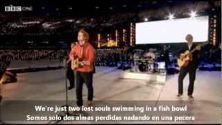 Ed Sheeran - Wish You Were Here Subtitulado Español/Ingles