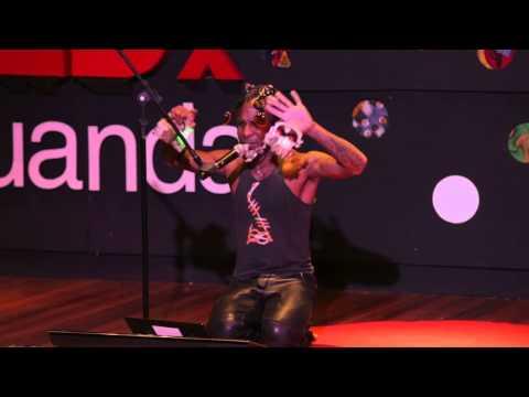 Beatjazz - Open Source: Onyx Ashanti /Electronic Jazz Artist at TEDxLuanda 2013 online metal music video by ONYX ASHANTI