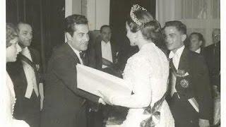 فريد الأطرش في حفل زواج الملك حسين ♛ يغني الأغاني ♥ نورا نورا ♥ أنا وأنت لوحدنا ♥ وياك ♥ جميل جمال