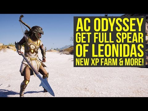 Assassin's Creed Odyssey XP Glitch REMOVED, But New One Found & More! (AC Odyssey XP Glitch)