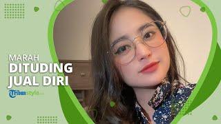 Dewi Perssik Marah Lantaran Dituding Jual Diri, 'Sejak Dulu Enggak Pernah Jualan'