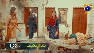 Khuda Aur Mohabbat Promo 28 Review By Showbiz Glam