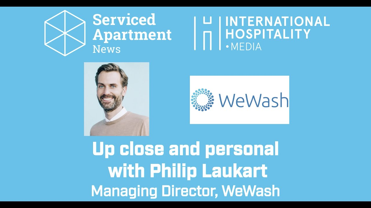 SAN podcast: Up close and personal with Philip Laukart, WeWash
