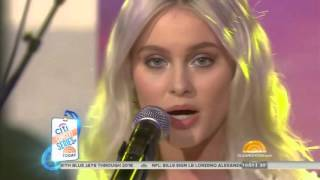 Zara Larsson - Never Forget You - Live @ TODAY