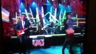 Hanson - Dancing with the Stars - Ice Ice Baby 4/25/11