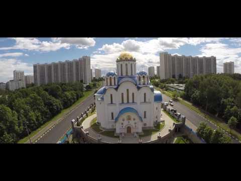 Храм алексеевский тихвинской