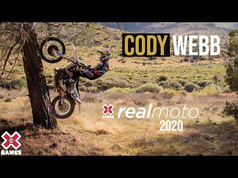 Cody Webb Real Moto Xgames 2020