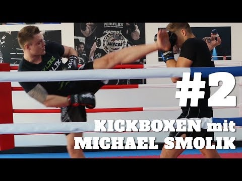 KICKBOXEN mit Michael Smolik - 8 ultimative K1 Kickbox-Kombinationen