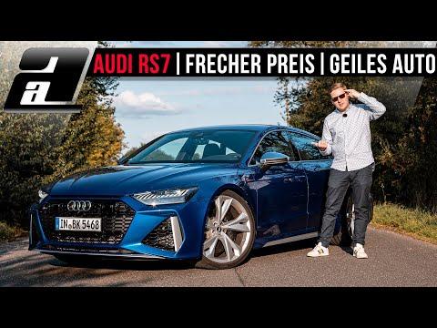2021 Audi RS7 für 141.000€ (600PS, 800Nm) | VIEL zu teuer und trotzdem SO GUT | REVIEW