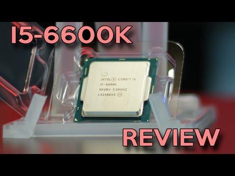 INTEL CORE i5 6600K PROCESSOR