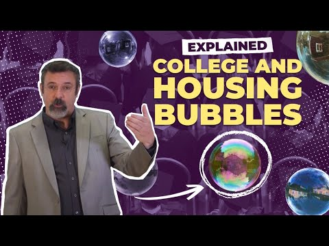 College and Housing Bubbles