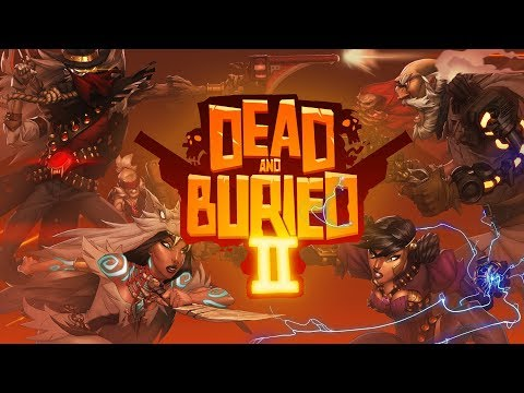 Dead and Buried 2 — Oculus