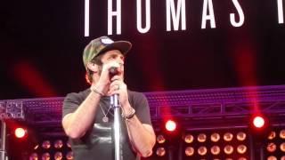 Thomas Rhett - Uptown Funk - 10/17/15 - ATL