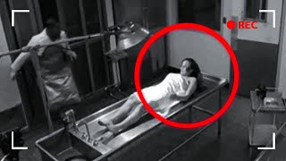 Mysterious Things Caught On Camera In Hospitals