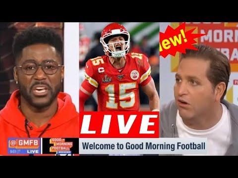 Good Morning Football Weekend LIVE HD 9/22/   GMFB – Oakland Raiders def. New Orleans Saints Week 2