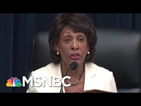 Maxine Vs. Mnuchin Rematch Was Worth The Wait | All In | MSNBC