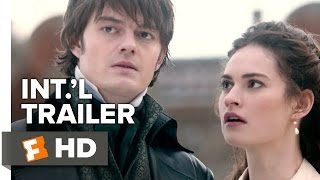 Pride and Prejudice and Zombies Official International Trailer #1 (2016) - Lily James Horror HD