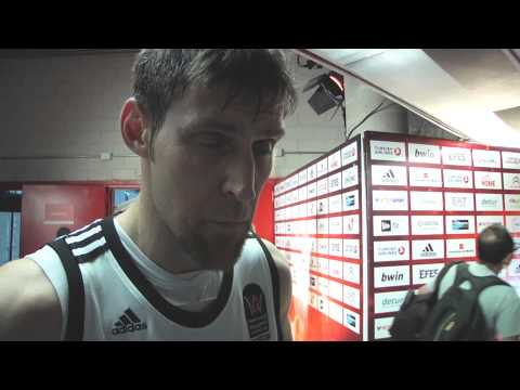 Post-game interview: Andres Nocioni, Real Madrid