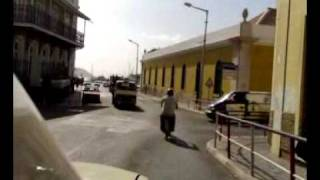 preview picture of video 'Rua de Lisboa Mindelo'