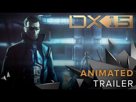Trailery - Deus Ex slaví patnácté výročí