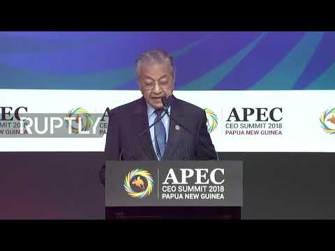 Speech at APEC CEO Summit 2018