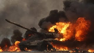 Подборка уничтожения танков - Destroyed Tanks Compilation 2016 NEW
