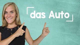 German Lesson (204) - The Car Parts - B1