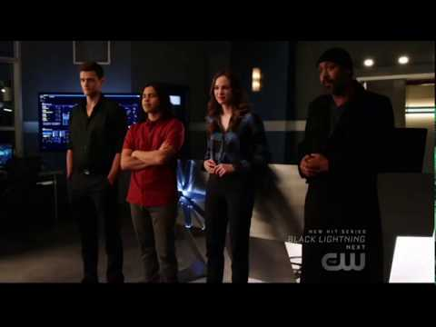 Flash Season 4 Episode 16 Barry gets his powers back!!!
