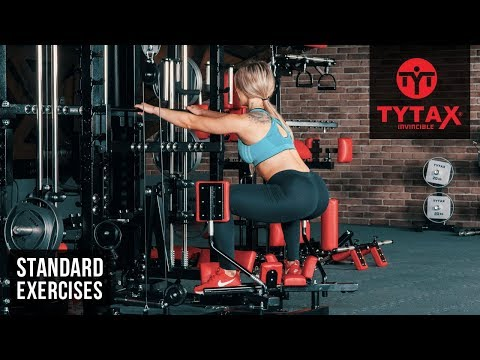 TYTAX® T1-X (Opt. DR) | Hip Abduction