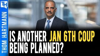 Jan 6 Committee Hearings – As Important as Watergate (w/ Eric Holder)